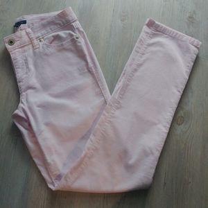 TH Pink Corduroy Straight Leg Pants | 2